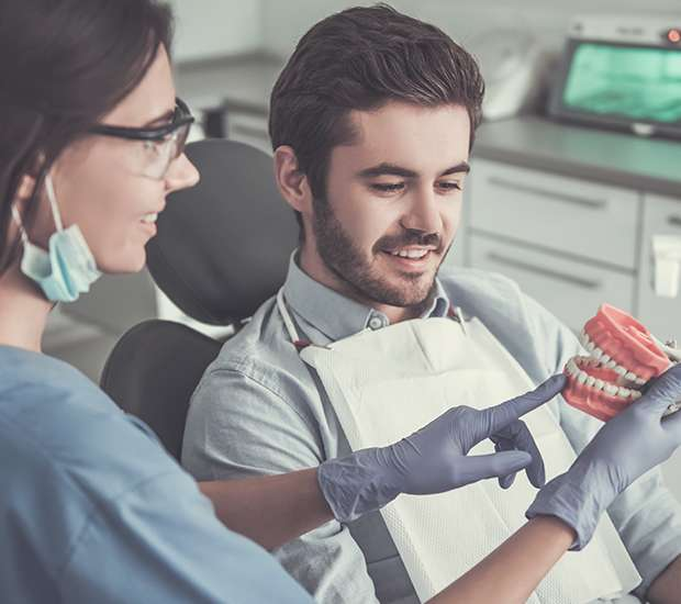 Bellflower The Dental Implant Procedure