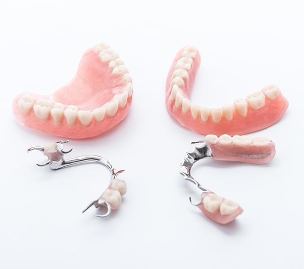 Bellflower Dentures and Partial Dentures