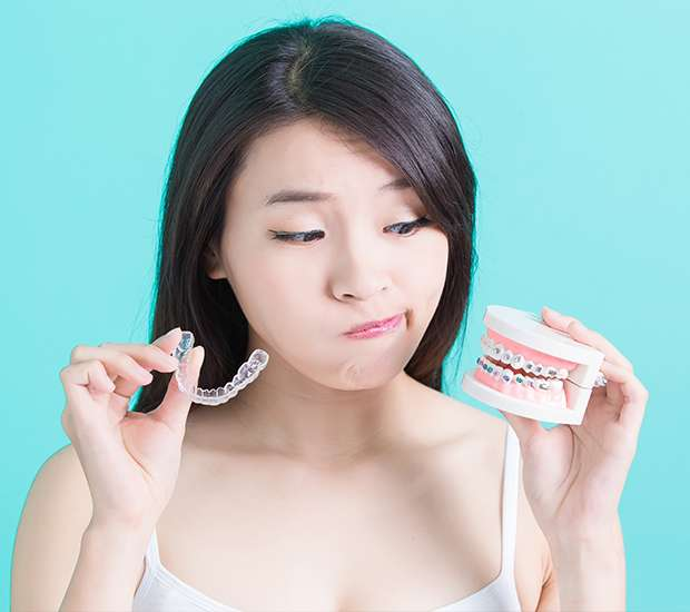 Bellflower Which is Better Invisalign or Braces